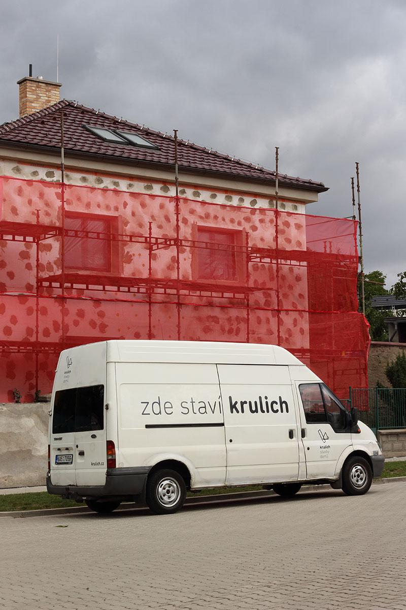 Krulich Stavby Domů – zde staví krulich
