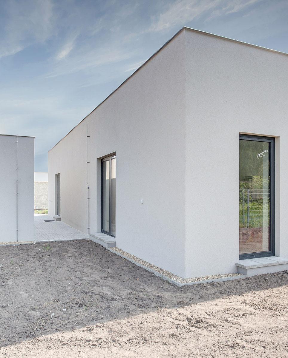 Krulich Stavby Domů – rodinný dům na klíč ve Staré Boleslavi
