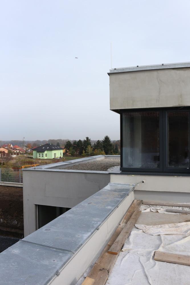Krulich Stavby Domů – stavba rodinného domu na klíč, Lázně Toušeň