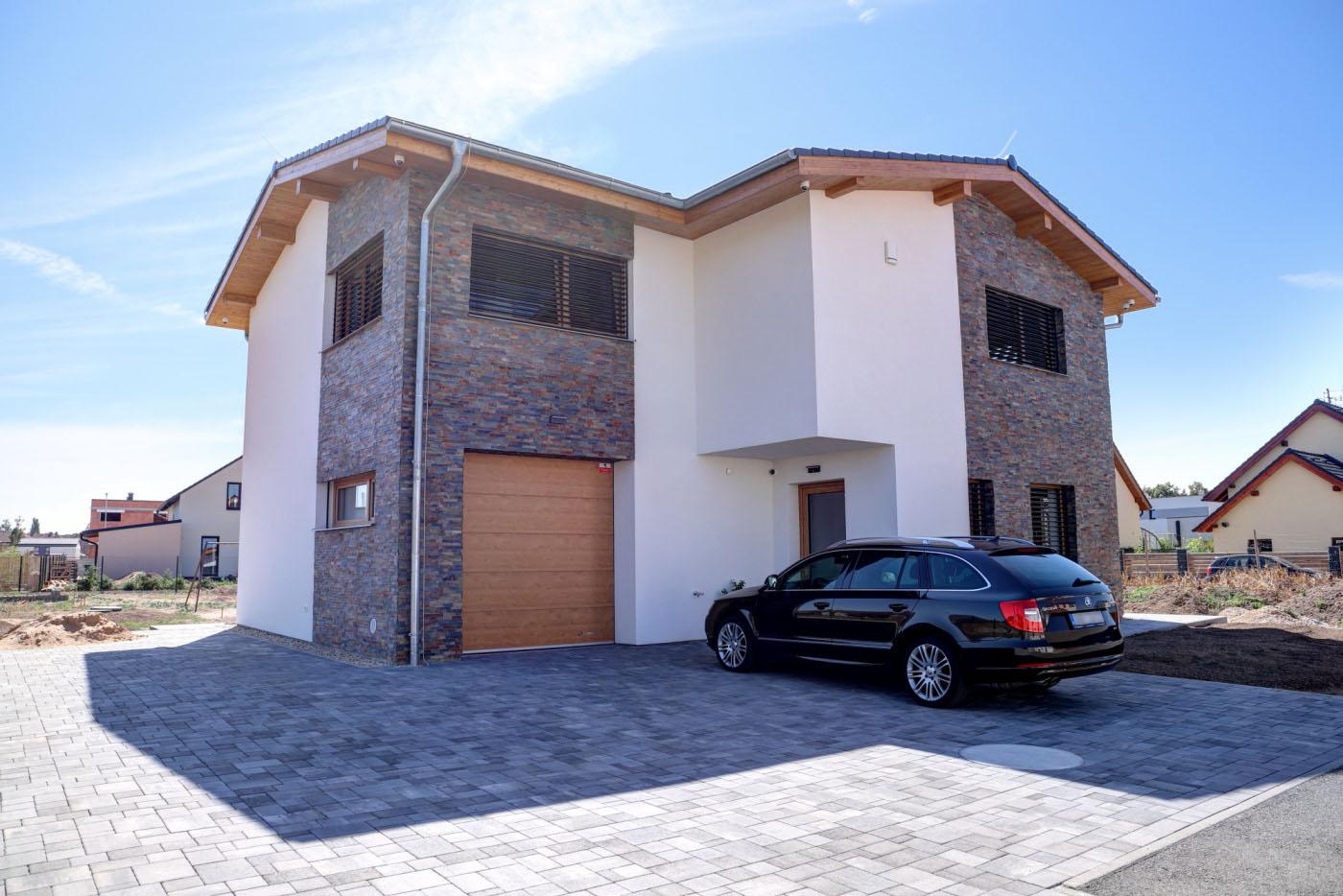 Krulich Stavby Domů – rodinný dům na klíč, Lázně Toušeň