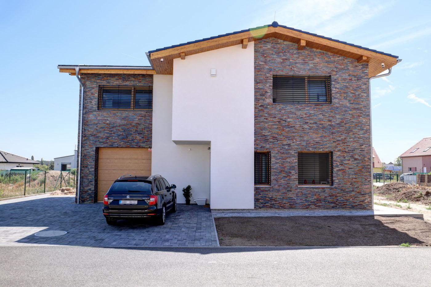 Krulich Stavby Domů – rodinný dům na klíč, Stará Boleslav
